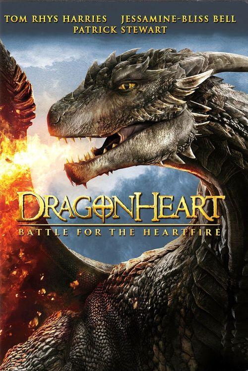 Dragonheart Battle for the Heartfire (2017) ศึกมังกร หัวใจโลกันตร์ - ดูหนังออนไลน