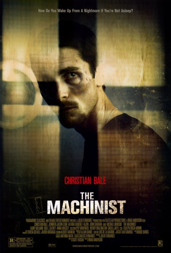 The Machinist (2004) หลอน…ไม่หลับ